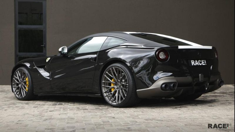 RACE South Africa Ferrari F12 Berlinetta ADV.1 ADV10.0IM 3 Mega geil   RACE! South Africa tunt den Ferrari F12 Berlinetta