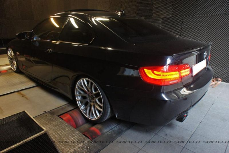 Shiftech Engineering BMW 325D E92 Chiptuning 324PS 719NM 5 Shiftech Engineering BMW 325D E92 mit 324PS & 719NM