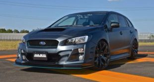 Subaru Levorg Widebody DAmd tuning 5 1 e1474529067681 310x165 DAMD Tuning Bodykit for the Mazda CX 8 completed