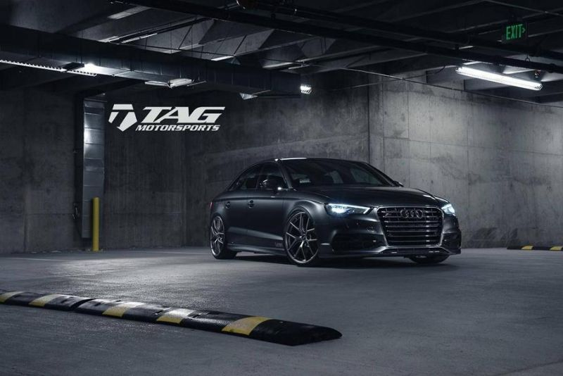 TAG Motorsports Audi A3 S3 Limousine Airride Fahrwerk Tuning 6