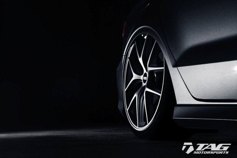 TAG Motorsports Audi A3 S3 Limousine Airride Fahrwerk Tuning 8