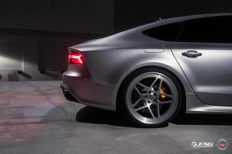 TAG Motorsports Audi RS7 21 Zoll LC-104 Vossen Tuning 5