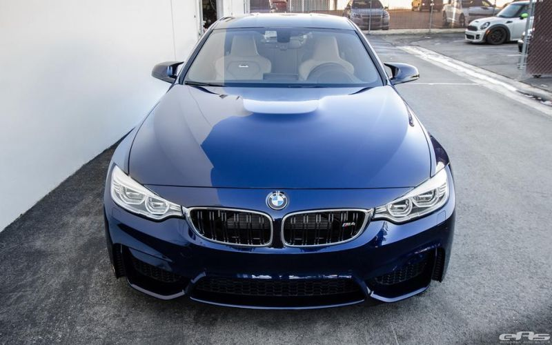Tanzanite blauer BMW M4 F82 European Auto Source EAS Tuning 3 Tanzanite blauer BMW M4 F82 von European Auto Source