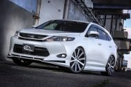 Toyota Harrier XU60 Bodykit Kuhl racing Japan 1 2 190x127 Toyota Harrier (XU60) Bodykit von Kuhl racing aus Japan