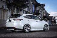 Toyota Harrier XU60 Bodykit Kuhl racing Japan 2 1 190x127 Toyota Harrier (XU60) Bodykit von Kuhl racing aus Japan