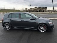 VW Golf 7 GTI Performance Tomason TN16 19 Zoll Tuning 3 190x143 VW Golf 7 GTI Performance auf Tomason TN16 Alu's