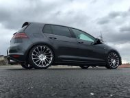 VW Golf 7 GTI Performance Tomason TN16 19 Zoll Tuning 4 190x143 VW Golf 7 GTI Performance auf Tomason TN16 Alu's