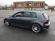 VW Golf 7 GTI Performance Tomason TN16 19 Zoll Tuning 7 190x143 VW Golf 7 GTI Performance auf Tomason TN16 Alu's