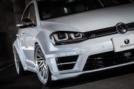 VW Golf 7R Widebody Vossen LC 106T Hamana Tuning 11 190x127 VW Golf 7R Widebody & Vossen Wheels by Hamana Tuning