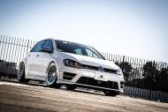 VW Golf 7R Widebody Vossen LC 106T Hamana Tuning 12 190x127 VW Golf 7R Widebody & Vossen Wheels by Hamana Tuning