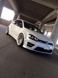 VW Golf 7R Widebody Vossen LC 106T Hamana Tuning 3 190x253 VW Golf 7R Widebody & Vossen Wheels by Hamana Tuning