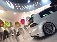 VW Golf 7R Widebody Vossen LC 106T Hamana Tuning 5 190x143 VW Golf 7R Widebody & Vossen Wheels by Hamana Tuning