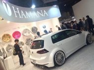 VW Golf 7R Widebody Vossen LC 106T Hamana Tuning 6 190x143 VW Golf 7R Widebody & Vossen Wheels by Hamana Tuning