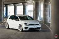 VW Golf 7R Widebody Vossen Wheels LC 105T Hamana Tuning 1 190x127 VW Golf 7R Widebody & Vossen Wheels by Hamana Tuning