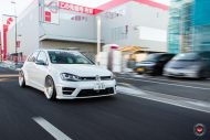 VW Golf 7R Widebody Vossen Wheels LC 105T Hamana Tuning 14 190x127 VW Golf 7R Widebody & Vossen Wheels by Hamana Tuning
