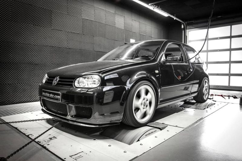 VW Golf IV 1.8T 190PS 290NM Chiptuning Mcchip DKR SoftwarePerformance 1 VW Golf IV 1.8T mit 190PS & 290NM by Mcchip DKR SoftwarePerformance
