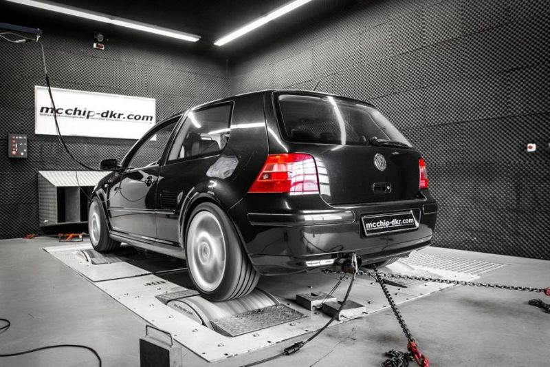 VW Golf IV 1.8T 190PS 290NM Chiptuning Mcchip DKR SoftwarePerformance 2 VW Golf IV 1.8T mit 190PS & 290NM by Mcchip DKR SoftwarePerformance