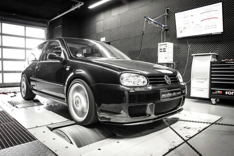 VW Golf IV 1.8T 190PS 290NM Chiptuning Mcchip DKR SoftwarePerformance 5 VW Golf IV 1.8T mit 190PS & 290NM by Mcchip DKR SoftwarePerformance