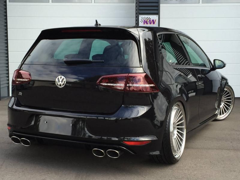 VW Golf VII R auf 20 Zoll KW by TVW Car Design 3 Hammer Optik   VW Golf VII R auf 20 Zoll & KW by TVW Car Design