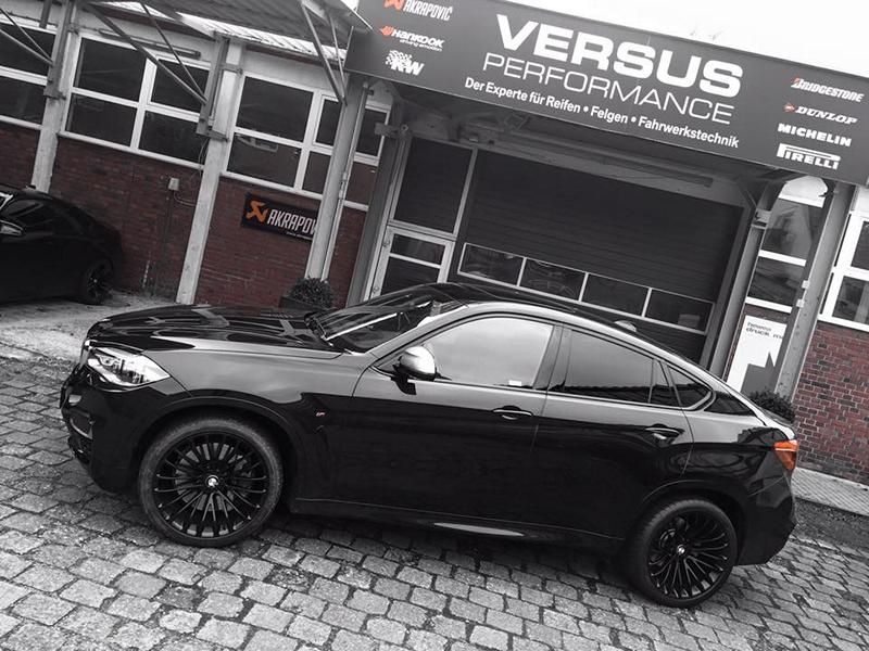 Versus Performance Bmw X6 F16 M50d On 21 Inch Breytons
