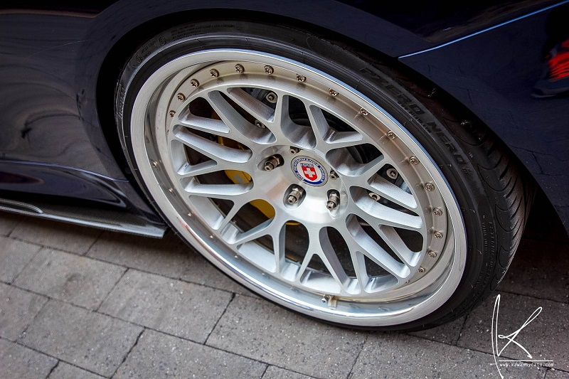Vorsteiner BMW M4 F82 Coupe %E2%80%8EHRE%E2%80%AC Classic 300 Alufelgen 19 Zoll Tuning 1 BMW M4 F82 Coupe auf HRE Classic 300 Alufelgen in 19 Zoll