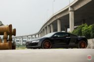 Vossen Wheels VPS 307T Audi R8 V10 Tuning 1 190x127 Top   Vossen Wheels VPS 307T am Audi R8 V10