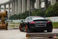 Vossen Wheels VPS 307T Audi R8 V10 Tuning 10 190x127 Top   Vossen Wheels VPS 307T am Audi R8 V10