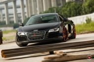 Vossen Wheels VPS 307T Audi R8 V10 Tuning 4 190x127 Top   Vossen Wheels VPS 307T am Audi R8 V10