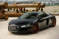Vossen Wheels VPS 307T Audi R8 V10 Tuning 5 190x127 Top   Vossen Wheels VPS 307T am Audi R8 V10