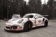 WrapZone Martini Livery Porsche 911 991 GT3 RS Tuning Folierung 3 190x126 Verrückt   WrapZone Martini Livery Porsche 911 (991) GT3 RS