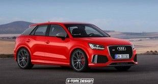 X Tomi Design Audi RS Q2 Tuning 1 1 e1456856249193 310x165 Rendering: X Tomi Design baut den Audi RS Q2