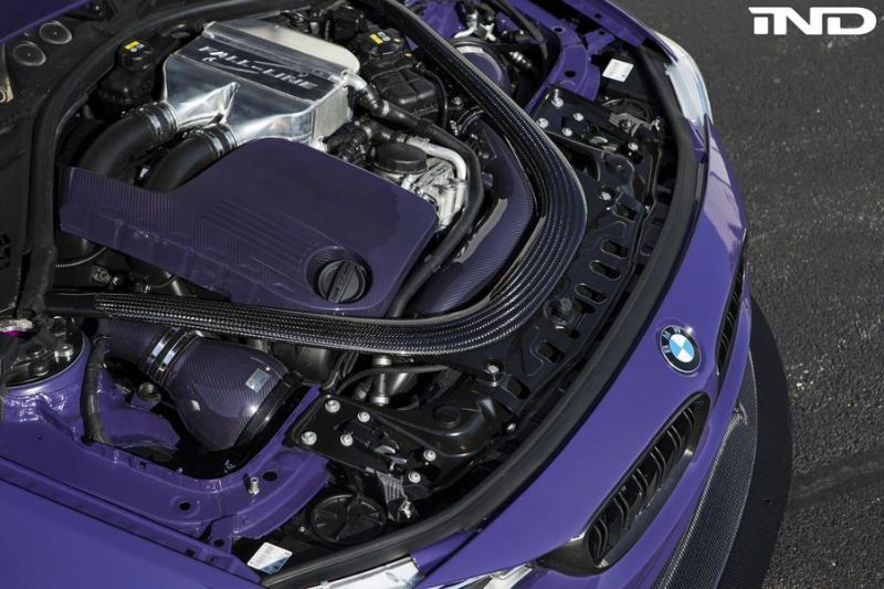 iND Distribution BMW M4 F82 Coupe Unikat BBS Tuning 11