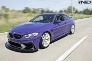 iND Distribution BMW M4 F82 Coupe Unikat BBS Tuning 4 190x127 Zum Jubiläum   iND Distribution BMW M4 F82 Coupe