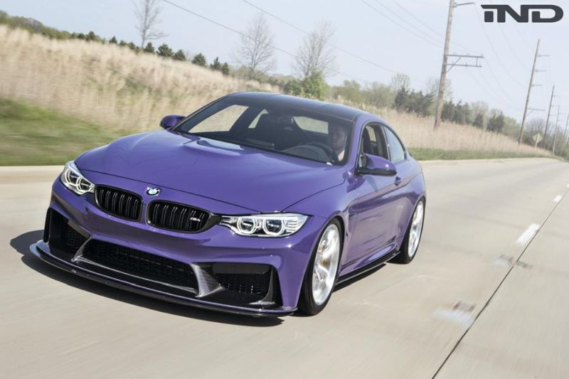 iND Distribution BMW M4 F82 Coupe Unikat BBS Tuning 5