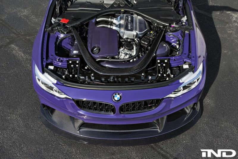 iND Distribution BMW M4 F82 Coupe Unikat BBS Tuning 8