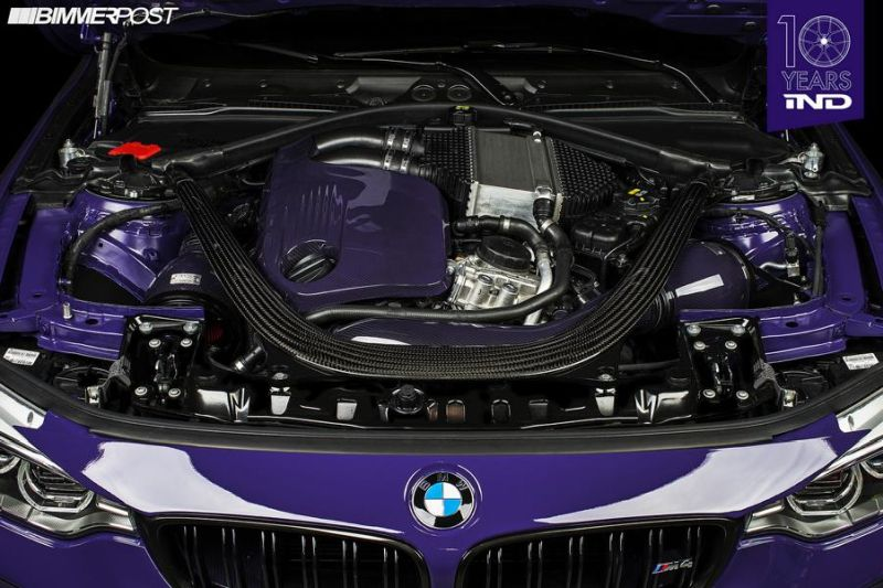 iND Distribution BMW M4 F82 Coupe Unikat Tuning 21 Zum Jubiläum   iND Distribution BMW M4 F82 Coupe