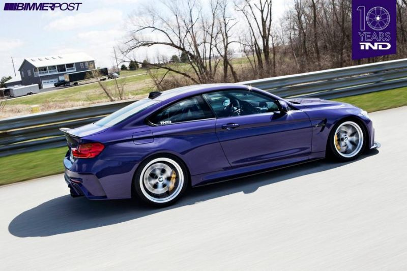 iND Distribution BMW M4 F82 Coupe Unikat Tuning 3
