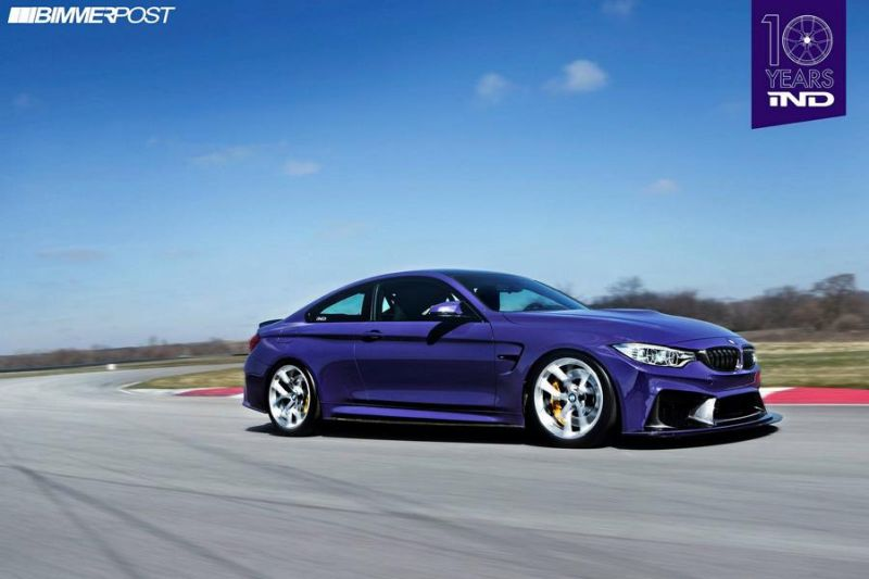 iND Distribution BMW M4 F82 Coupe Unikat Tuning 4