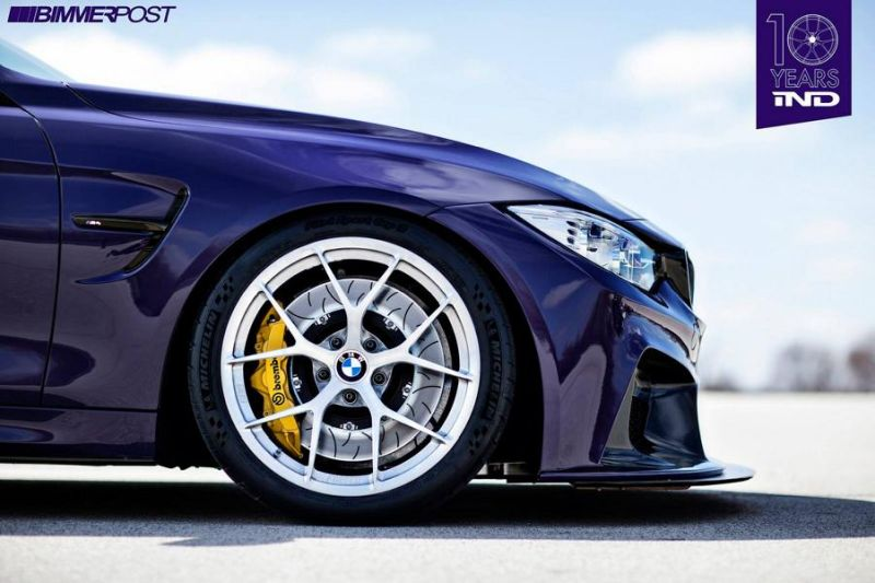 iND Distribution BMW M4 F82 Coupe Unikat Tuning 5