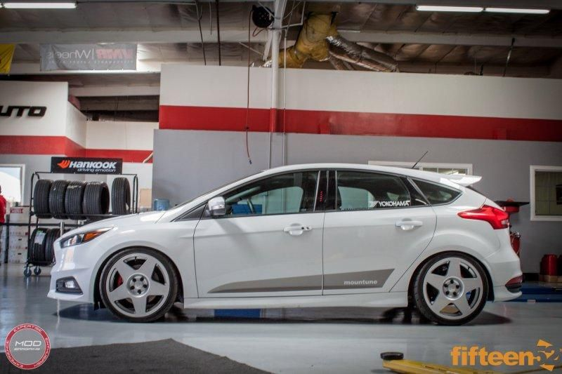 18 Zoll FIFTEEN52 Tarmac Mountune ModBargains Ford Focus ST Tuning 11