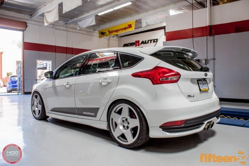 18 Zoll FIFTEEN52 Tarmac Mountune ModBargains Ford Focus ST Tuning 7