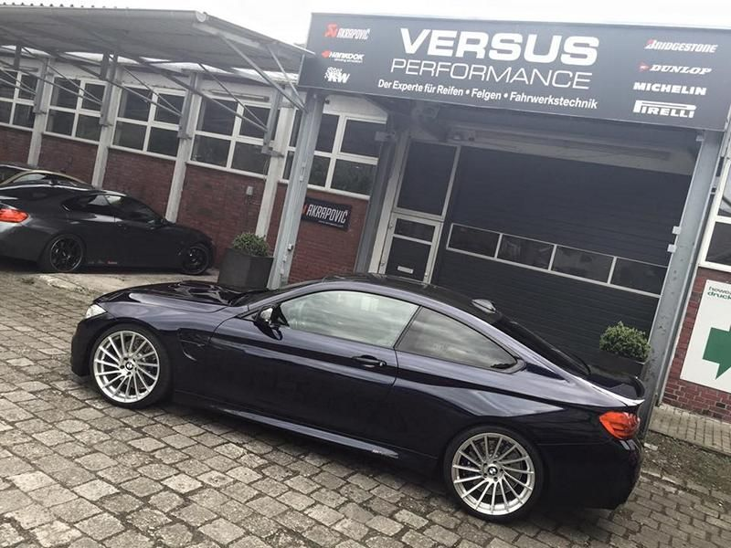 20 Zoll Versus Competition Tuning BMW M4 F82 Coupe 1 20 Zoll Versus Competition Alu's am BMW M4 F82 Coupe