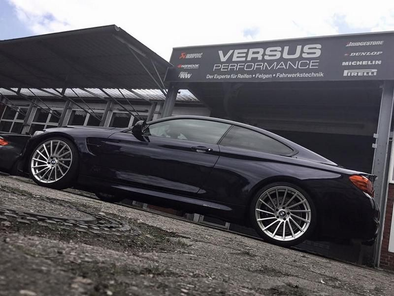 20 Zoll Versus Competition Tuning BMW M4 F82 Coupe 2 20 Zoll Versus Competition Alu's am BMW M4 F82 Coupe