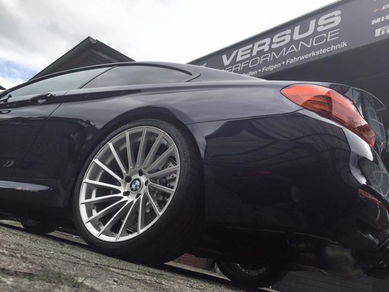 20 Zoll Versus Competition Tuning BMW M4 F82 Coupe 3 20 Zoll Versus Competition Alu's am BMW M4 F82 Coupe