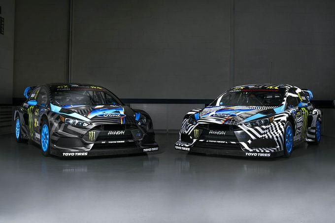 2016er Ford Focus RS RX By Hoonigan Racing M-Sport Tuning Performance 3