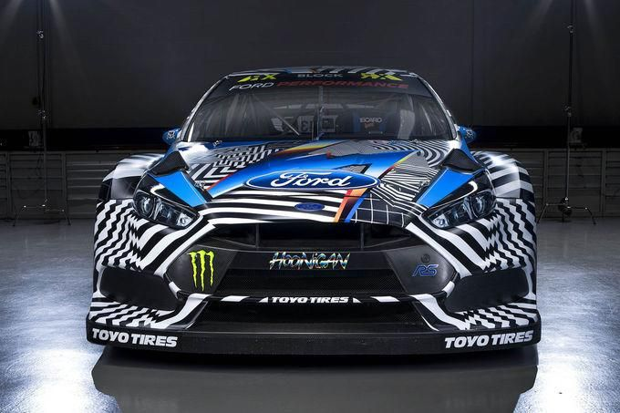 2016er Ford Focus RS RX By Hoonigan Racing M-Sport Tuning Performance 4