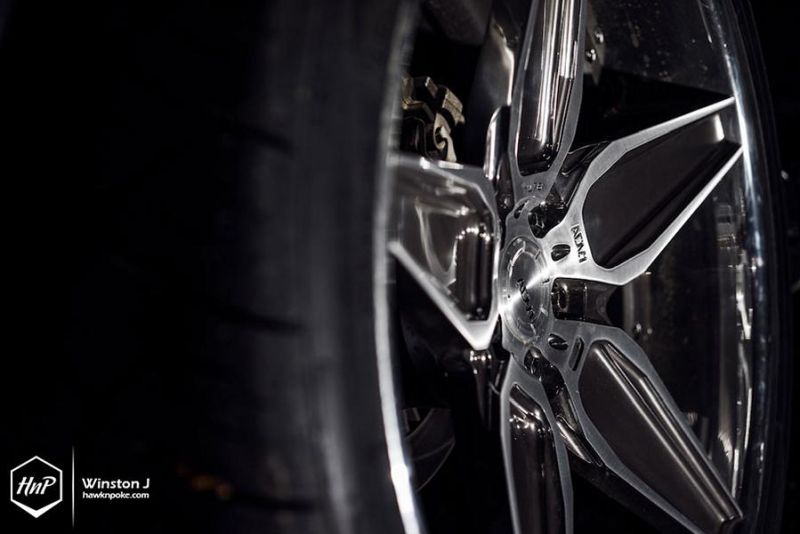 24 Zoll ADV.1 Wheels ADV5S Mercedes-Benz G55 AMG Tuning 16