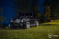 24 Zoll ADV.1 Wheels ADV5S Mercedes Benz G55 AMG Tuning 4 190x126 24 Zoll ADV.1 Wheels ADV5S am Mercedes Benz G55 AMG
