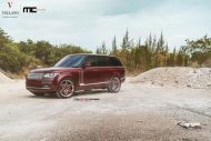 24 Zoll Vellano Range Rover Tuning MC Customs 4 190x127 24 Zoll Vellano VM18 Alufelgen am Range Rover Sport