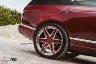24 Zoll Vellano Range Rover Tuning MC Customs 7 190x127 24 Zoll Vellano VM18 Alufelgen am Range Rover Sport